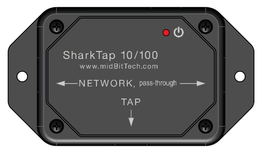 SharkTap Gigabit Network Sniffer